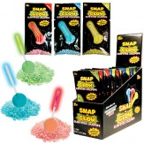 Snap n Glow Lollipop With Popping Candy