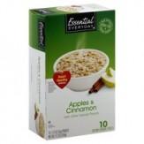 Signature Kitchens Apples & Cinnamon Instant Oatmeal 10 pks