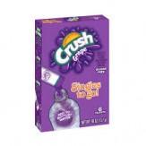 Crush Grape Singles To Go 6 Pack