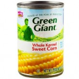 Green Giant Whole Kernel Sweet Corn 432g