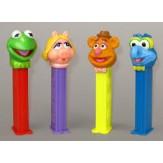 Pez Muppets  x 4