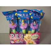 Pez Fairies x 3 Assorted