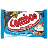 Combos Baked Snacks Buffalo Blue Cheese Pretzel 51g
