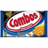Combos Baked Snacks Cheddar Cheese 48.2g
