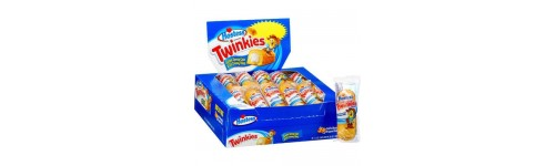 Twinkies, Ho-Ho's, Ding Dongs & More
