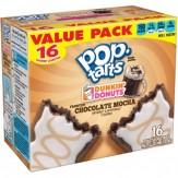 Poptarts Dunkin Donuts Chocolate Mocha 16 ct 800g