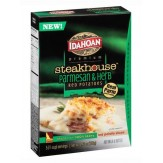 Idahoan Premium Steakhouse Parmesan & Herb Potatoes 153g