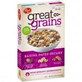 Post® Great Grains Raisins Dates & Pecans Cereal 453g