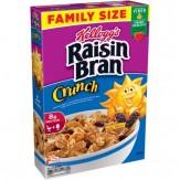 Kellogg's Raisin Bran Crunch Cereal 703g
