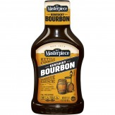 KC Masterpiece Kentucky Bourbon Barbecue Sauce 481g DATED