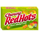 Chewy Red Hots Kick'n Mango Lime Theater Box 142g