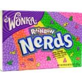 Wonka Rainbow Nerds Theatre Box 155g