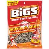 BIGS Frank's RedHot Buffalo Wing Sunflower Seeds 152g
