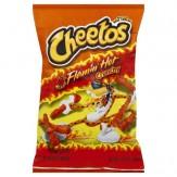 Cheetos Flamin Hot Crunchy 210g