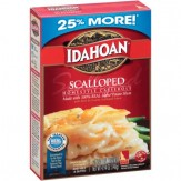 Idahoan® Scalloped Homestyle Casserole 140g Box