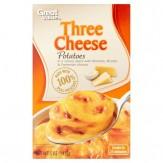 Great Value Three Cheese Potatoes 142g