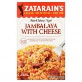 Zatarain's® Jambalaya Mix With Cheese 226g Box