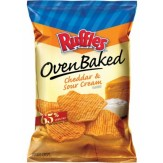 Ruffles Oven Baked Cheddar & Sour Cream 177.1g