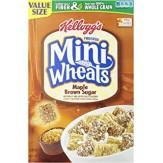 Kellogg's: Frosted Mini-Wheats Maple Brown Sugar 439g