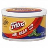 Fritos Bean Dip- Hot Jalapeno Peppers 255.1g
