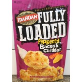 Idahoan Fully Loaded  Mashed Potatoes Peppered Bacon & Cheddar 113.4 g