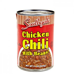 Southgate Chicken  Chili With Beans 425g |