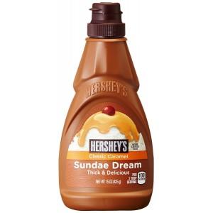 Hershey's Sundae Dream Caramel Syrup 425g |