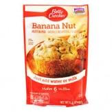 Betty Crocker  Banana Nut Muffin Mix 181g
