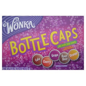Wonka Bottlecaps Theatre Box  |