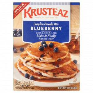Krusteaz Blueberry Complete Pancake Mix 793g |