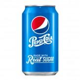 Pepsi Cola Made With Real Sugar 222ml