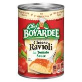 Chef Boyardee Cheese Ravioli 425g