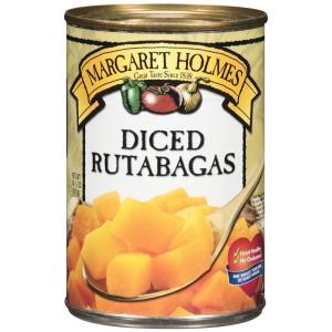 Margaret Holmes Diced Rutabagas 411g |