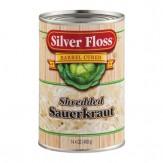 Silver Floss Shredded Sauerkraut 408g