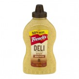 French's Deli Mustard Spicy Brown 510g