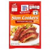 McCormick Slow Cookers Southern BBQ Ribs Seasoning Mix 35g