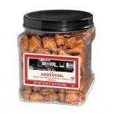 HK ANDERSON Peanut Butter Filled Pretzel Nuggets 510g