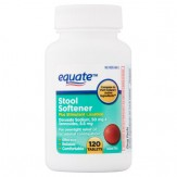 Equate Stool Softener Tablets With Stimulant Laxative 120ct