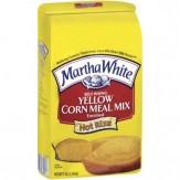 Martha White Yellow Self-Rising Corn Meal Mix 2.26kg