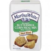 Martha White Self-Rising Buttermilk White Corn Meal Mix 907g