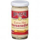 Beaver Extra Hot Horseradish Wasabi 113g