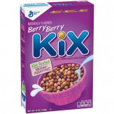 Kix™Berry Berry Cereal 340g Box