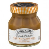Smuckers Salted Caramel Topping 326g