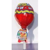 Giant Lollipop with 15 lollipops inside.