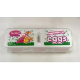 Zachary Chocolate Covered Marshmallow Eggs 12 Pack 142g