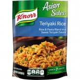 Knorr Asian Sides Rice Side Dish Teriyaki Rice 153g