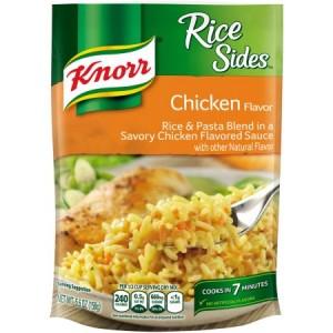 Knorr Chicken Rice Sides Dish 158g  