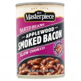 KC Masterpiece Applewood Smoked Bacon Baked Beans 453g