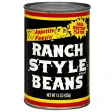 Ranch Style Beans Black Label 425g