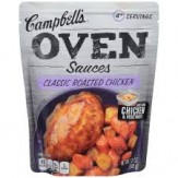 Campbell's Oven Sauce- Classic Roasted Chicken 340g